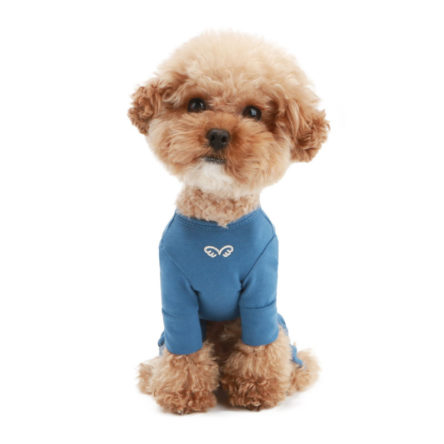 Puppy Angel MAC Coverall M Blue